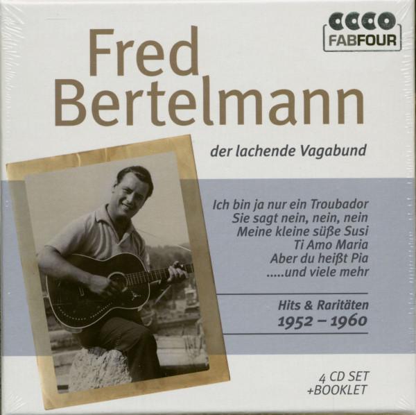 Der Lachende Vagabund (4-CD)
