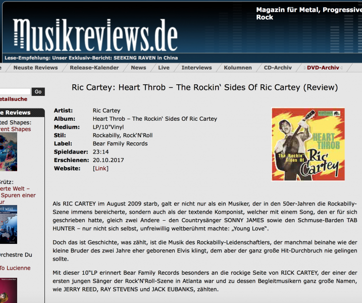 Presse-Ric-Cartey-Heart-Throb-musikreviews