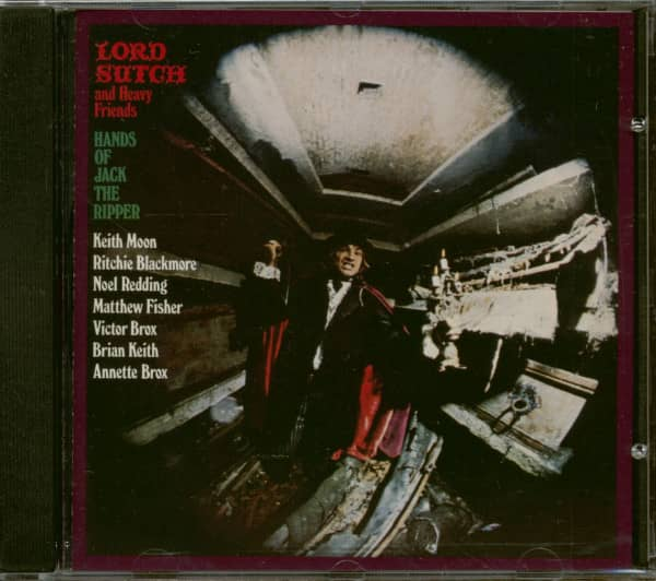 Hands Of Jack The Ripper (CD)