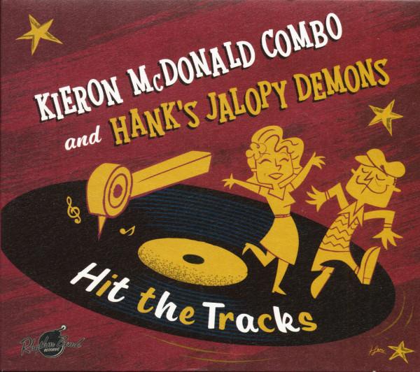 Hit The Tracks (CD)
