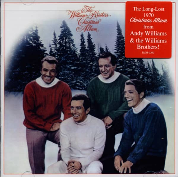 The Williams Brothers Christmas Album (1970)