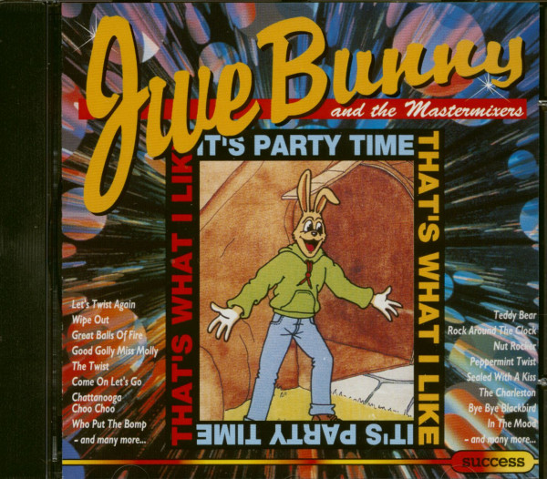 That's What I Like - It's Party Time (CD)