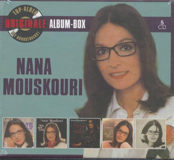 Originale Album-Box (5-CD)