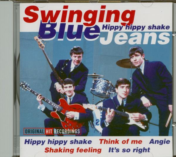Hippy Hippy Shake (CD)