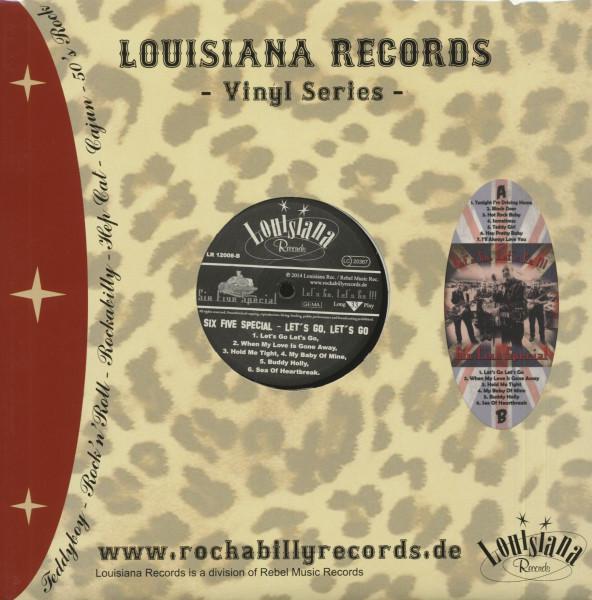 Let's Go, Let's Go (LP, 180g Vinyl, Limited & Numbered)