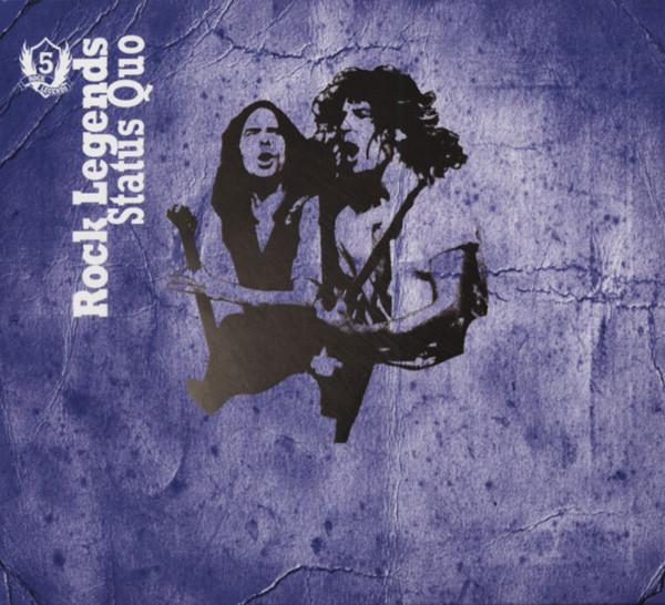 Vol.5, Rock Legends