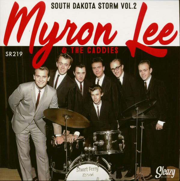 South Dakota Storm Vol.2 (7inch, 45rpm, Ltd.)