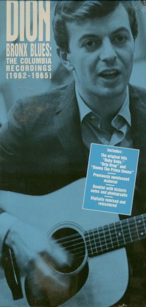 Bronx Blues - The Columbia Recordings (CD, US Longbox)