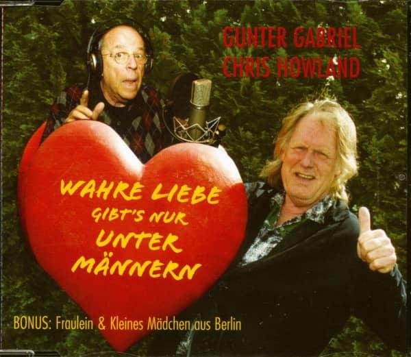 Wahre Liebe gibt's nur unter Männern (CD)