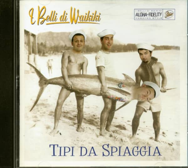 Tipi Da Spiaggia (CD)