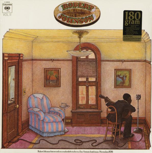 King Of Delta Blues Vol.2 (LP)
