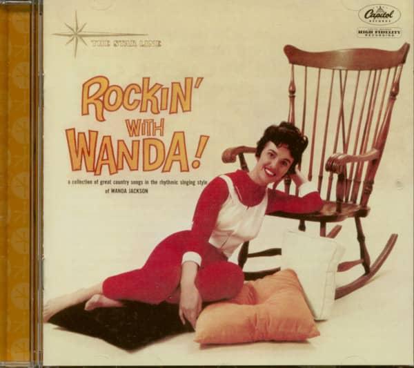 Rockin' With Wanda (CD)