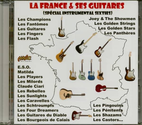 La France & Ses Guitares (2-CD)
