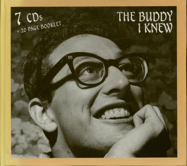 The Buddy I Knew (7-CD)