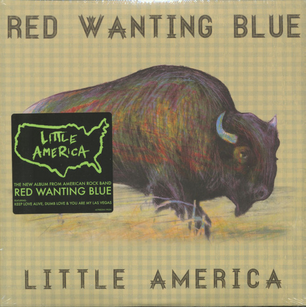 Little America (2-LP, 180g Vinyl)