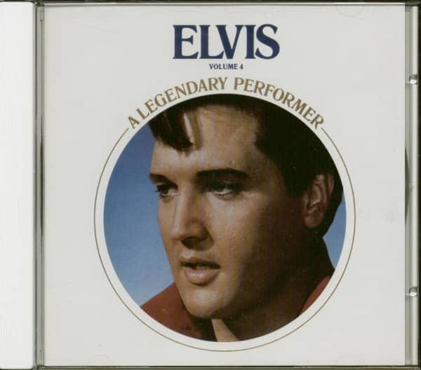 A Legendary Performer Vol.4 (CD)