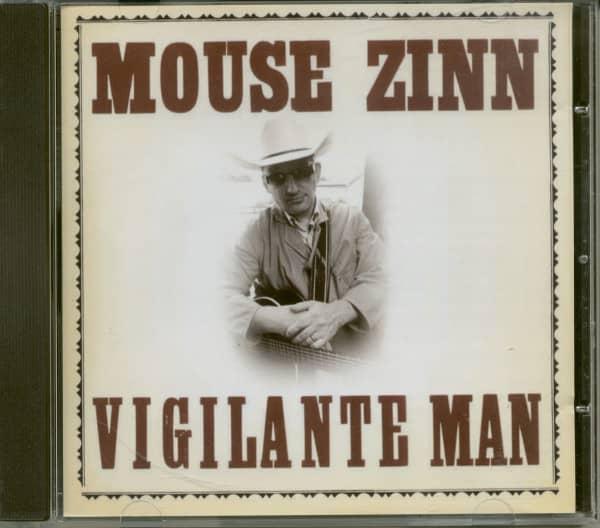 Vigilante Man (CD)