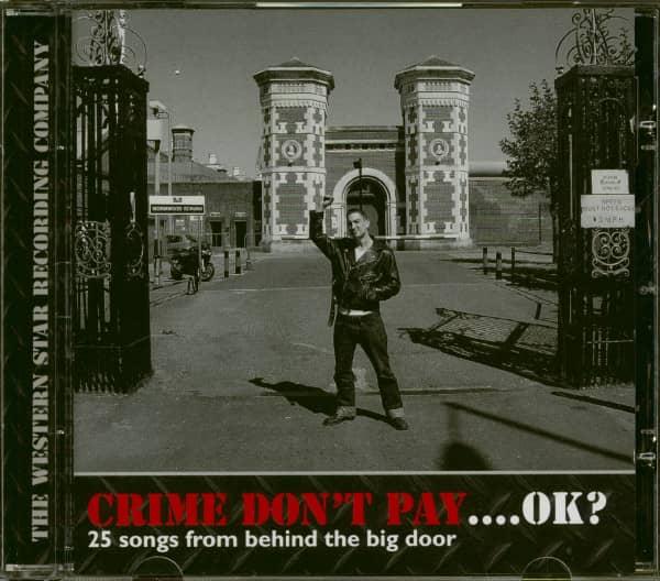 Crime Don't Pay... OK? (CD)