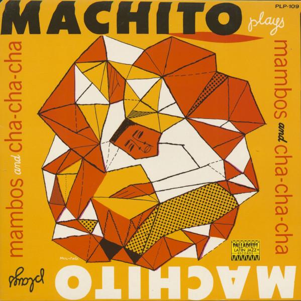 Machito Plays Mambos And Cha-Cha-Cha (LP)