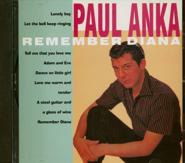 Remember Diana (CD)