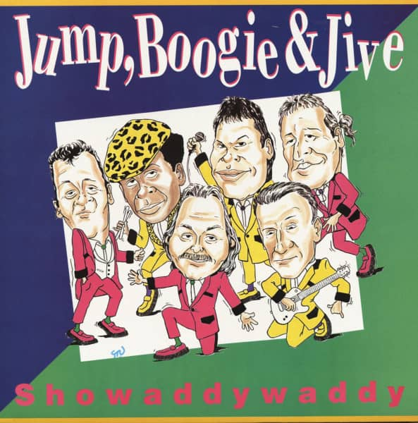 Jump, Boogie & Jive (LP)