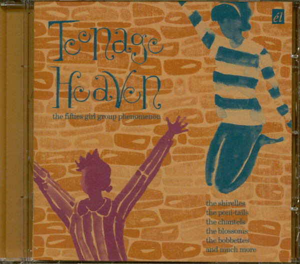 Teenage Heaven - The Fifties Girl Group Phenomenon (CD)