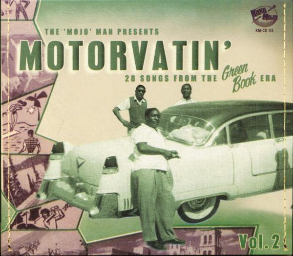 Motorvatin' - Vol.2 (CD)