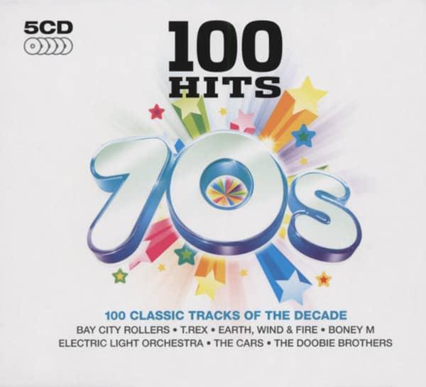 100 Hits - Seventies (5-CD)