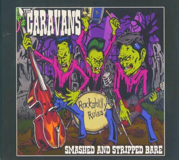 Smashed And Stripped Bare (CD Digipak)