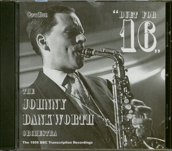 Duet For 16 - The 1959 BBC Transciption Recordigs (CD)