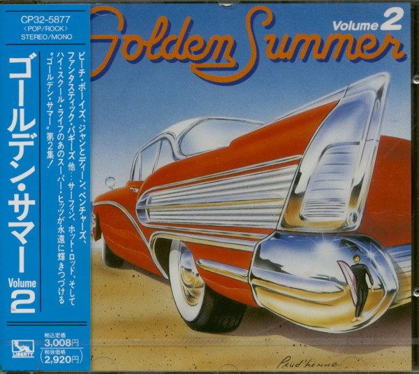 Golden Summer Vol.2 (CD Japan)