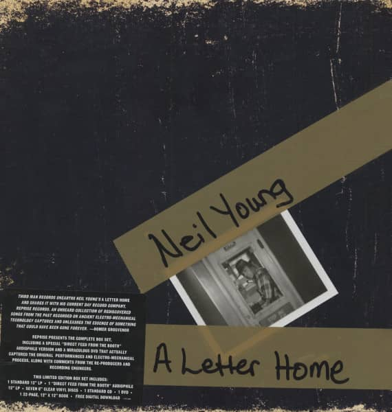 A Letter Home (Deluxe Box)