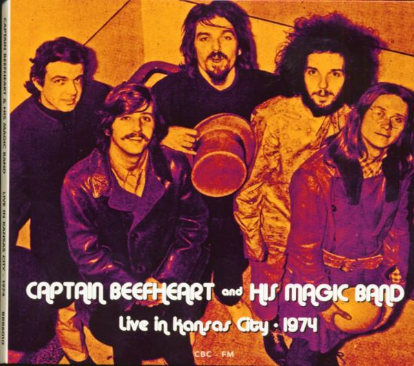 Live In Kansas City 1974 (CD)