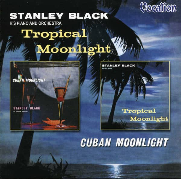 Tropical Moonlight - Cuban Moonlight