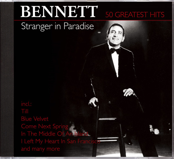 Stranger In Paradise - 50 Greatest Hits (2-CD)