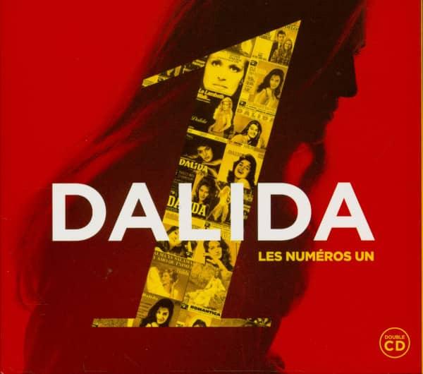 Les Numeros Un Dalida (2-CD)