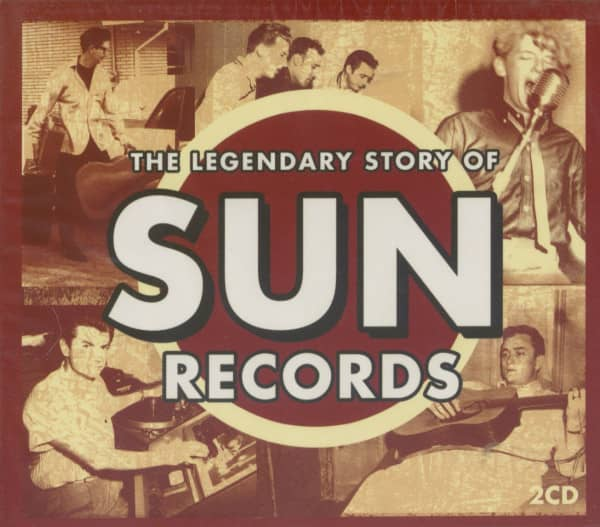 Sun Records - The Story Of 2-CD