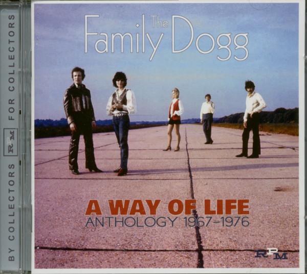 A Way Of Life - Anthology 1967-1976 (2-CD)