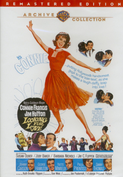Looking For Love - 1964 (DVD)