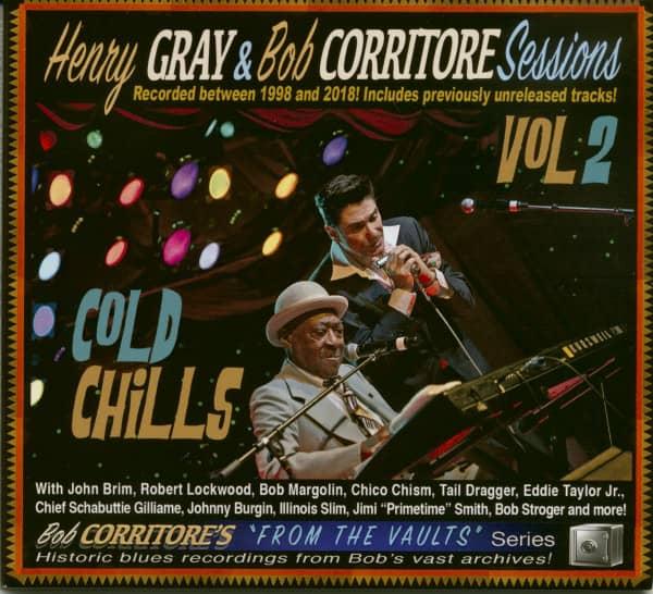 Cold Chills (CD)