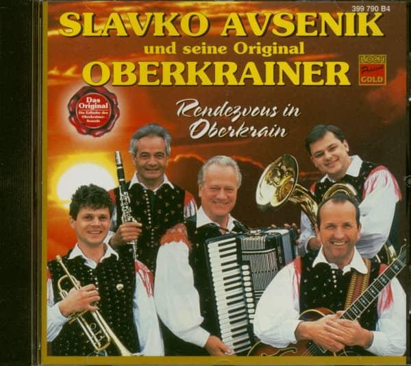 Rendezvous in Oberkrain (CD)