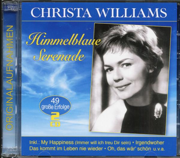 Himmelblaue Serenade - 49 große Erfolge (2-CD)