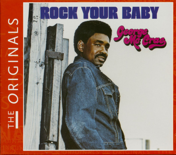 Rock Your Baby (CD)