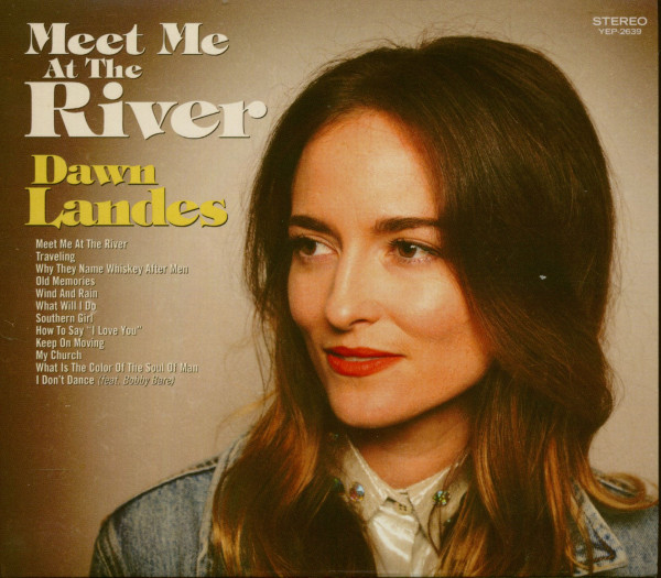 Meet Me At The River (LP, Green Vinyl, Ltd.)