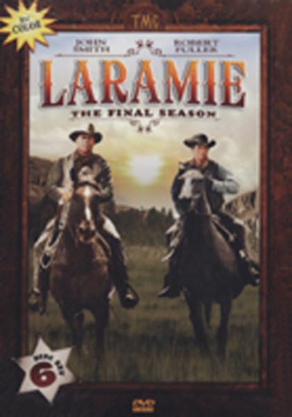Laramie: The Final Season - in Color (6-DVD)