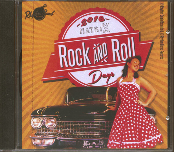 2016 Matrix Rock And Roll Days (CD)