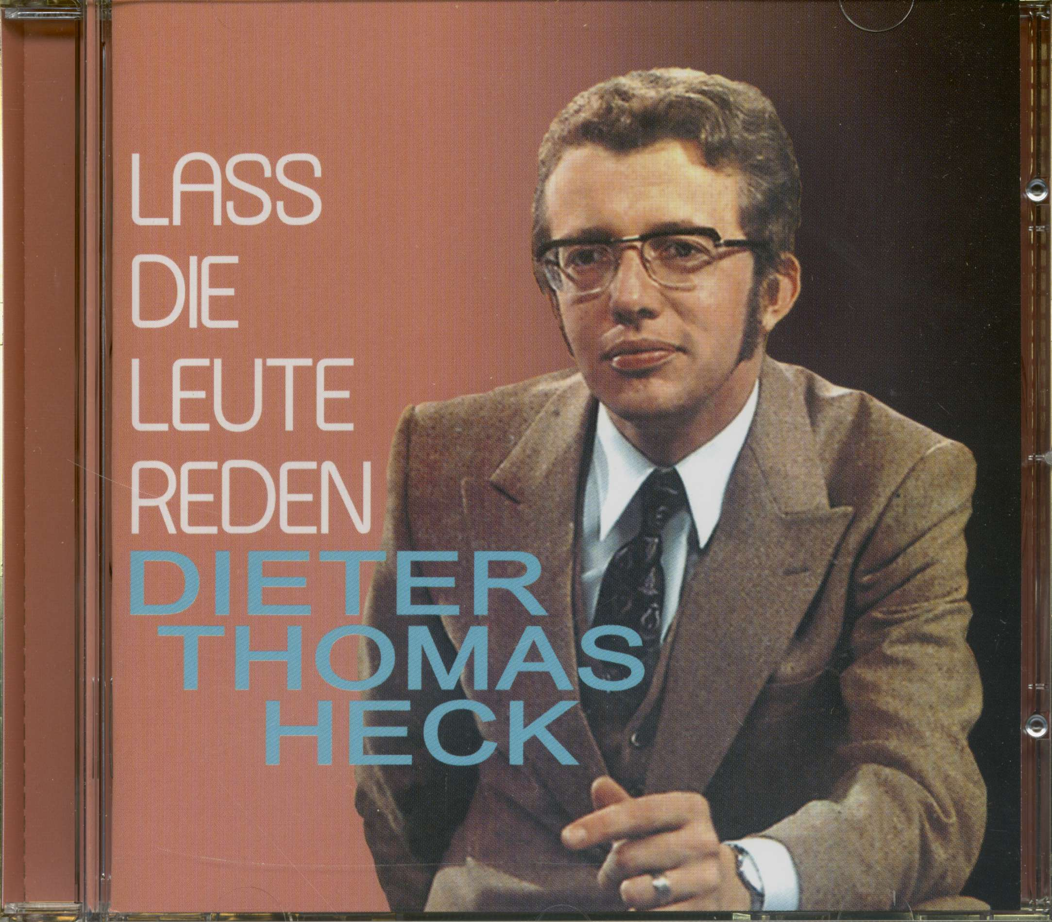 Dieter Thomas Heck Cd Lass Die Leute Reden Cd Bear Family Records