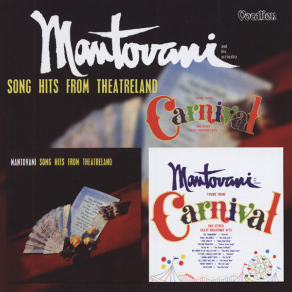 Song Hits From Theatreland & Carneval