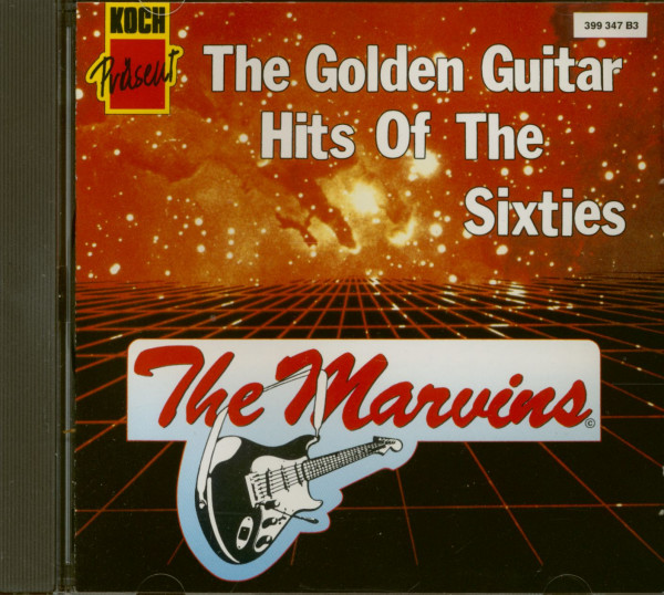 The Golden Guitar Hits Of Sixties (CD)