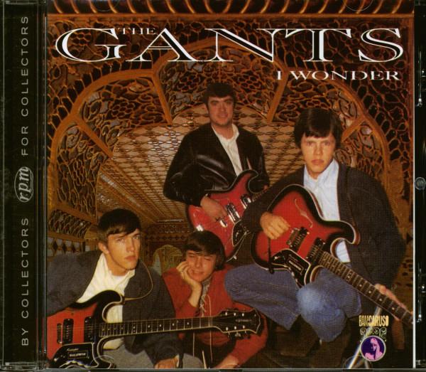 I Wonder (CD)
